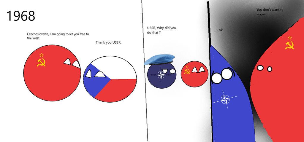 68, Czechoslovakia in a nutshell.