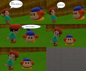 The Waddle Dee that wanted to fly Page