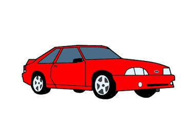 Ford Foxbody Mustang