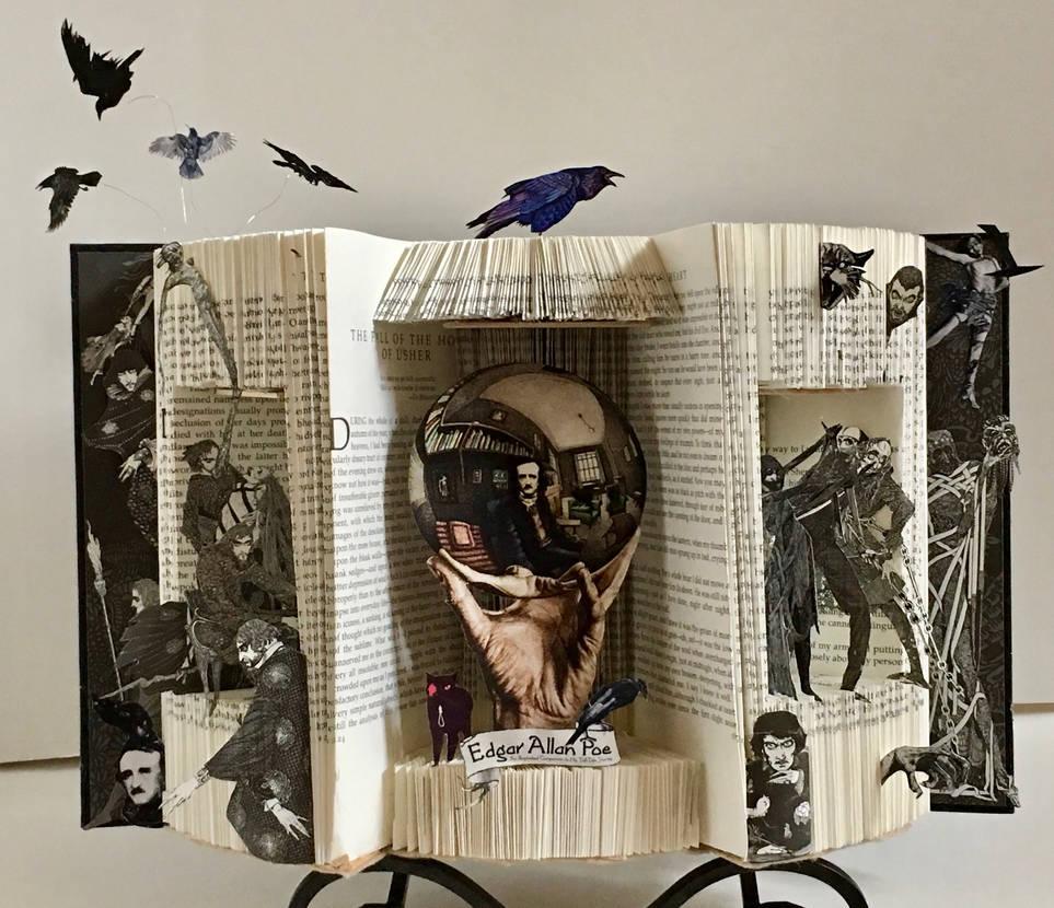 Edgar Allen Poe/Mirrored