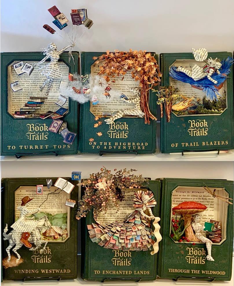 Book Trails Series