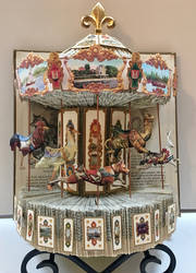 Carousel Book-Fold by dmorehead