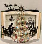 Victorian Christmas (Book Folding)