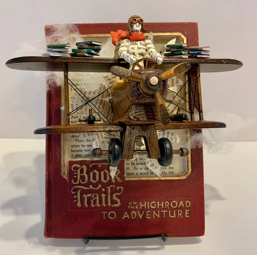 Book Trails to Highroad of Adventure