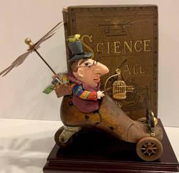 Science Book Peddler