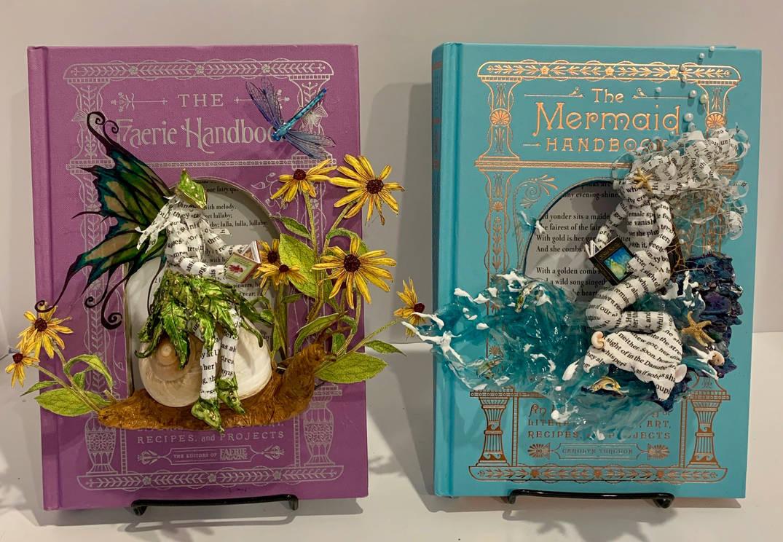 Faerie and Mermaid Handbooks