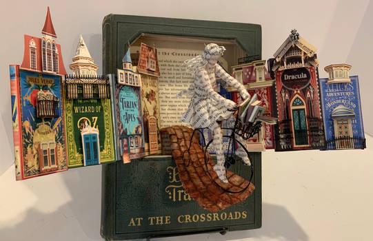 Book Trails at the Crossroads