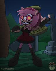 She's A Real Scream by Moon-Phantom