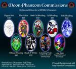 Moon-Phantom Commission Chart (2020 Update)
