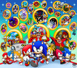 Sonic The Hedgehog: 30 Years