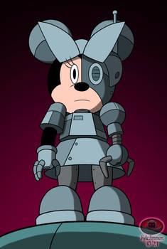 Metal Minnie  (Comm)