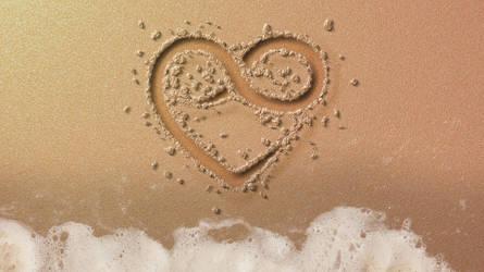 Polyamory Wallpaper - Beach by Tiberius47