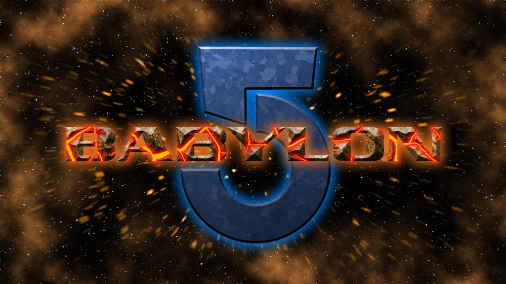 Babylon 5 Wallpaper by Tiberius47