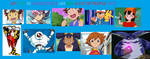 MY TOP10 CHARACTERS I LIKE BUT ALOT OF PEOPLE HATE by superaustin15
