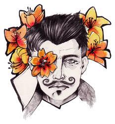 Lilies - Dorian Pavus by Jowy10