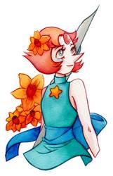 Pearl -Daffodils- by Jowy10