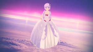 Princess Yuzuki Yukari (Royalty Collab)