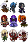 drowtales chibi pack
