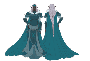 Outfit for Zala by Lunareth