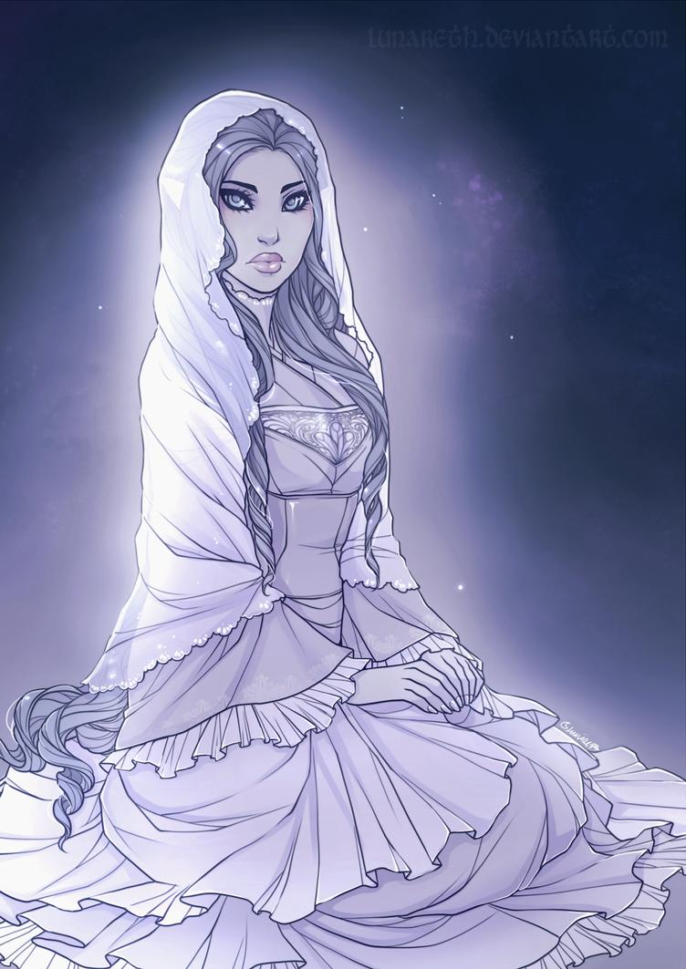 Lady Anahid by Lunareth