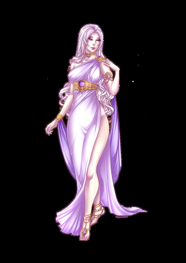 CM  Cassiea by Lunareth