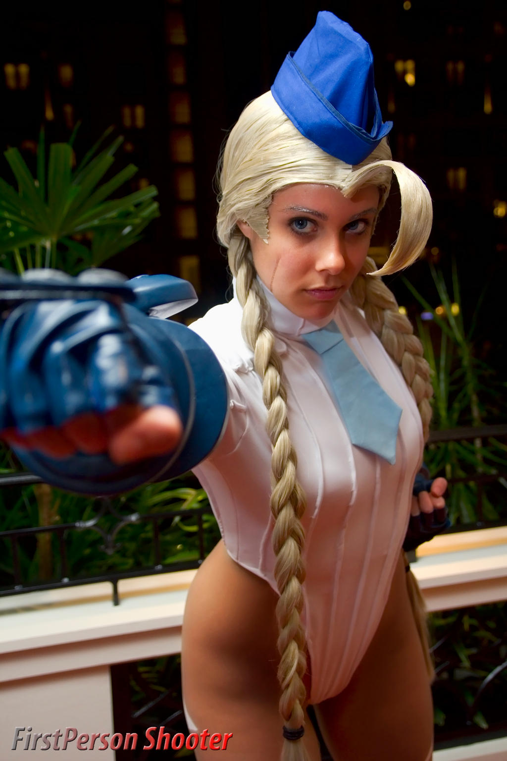 Cammy by GinaBCosplay