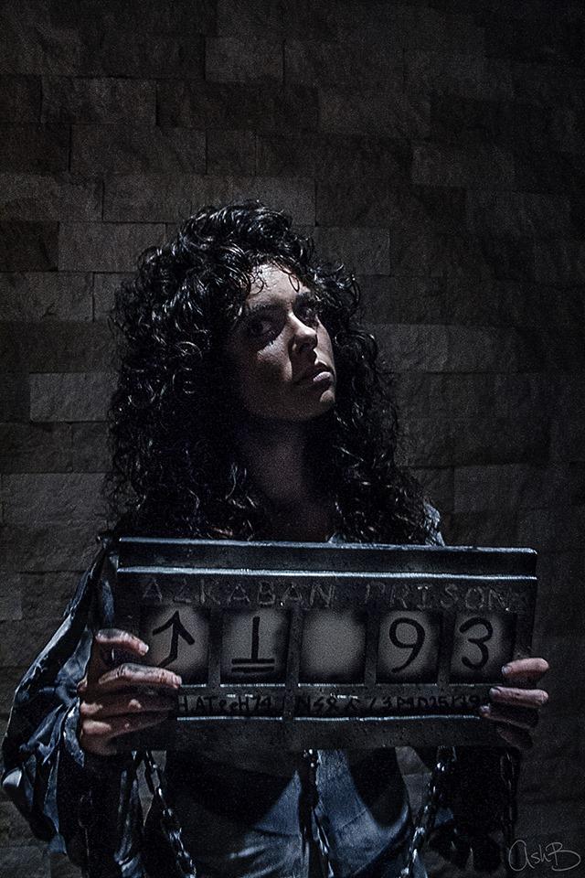 Bellatrix Lestrange by GinaBCosplay