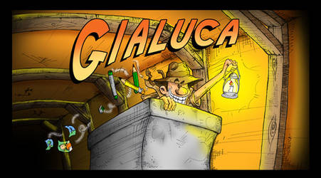 gialuca jones by gialuca