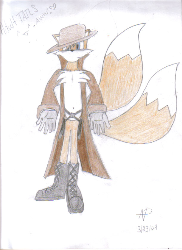 Adult Tails 52
