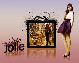 jolie by burningtimes