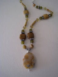 Earth Mother Necklace