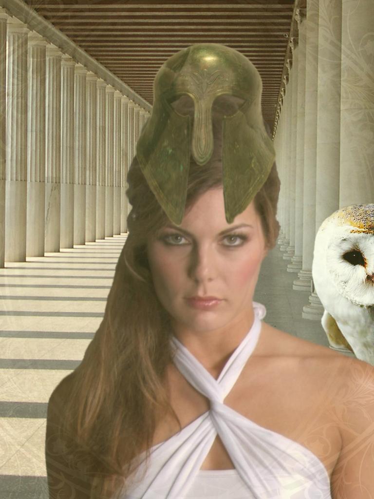 Athena Parthenos Athena Parthenos by Arckanda