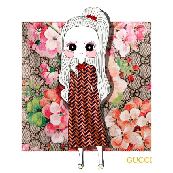 I AM GUCCI by Amberissa