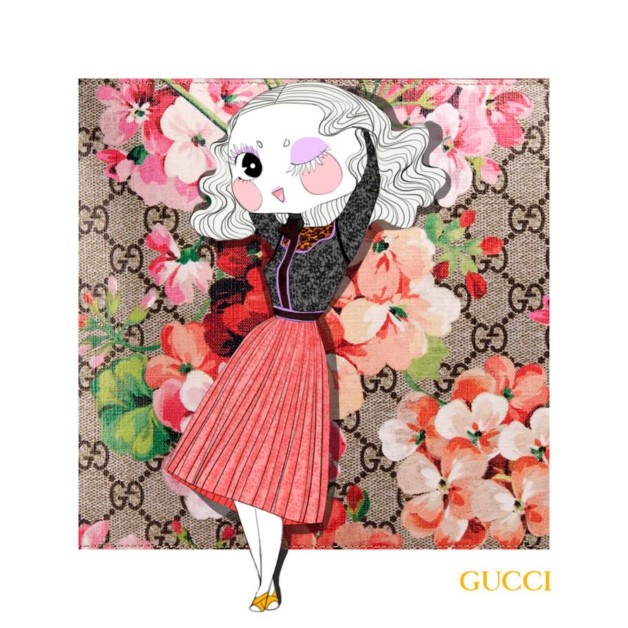 So Gucci! by Amberissa