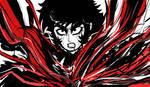 Akira Fudo/Devilman by HanoiRevolver