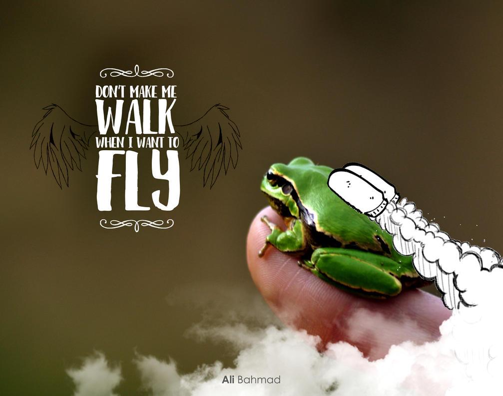 Fly ! by baqiyyahh
