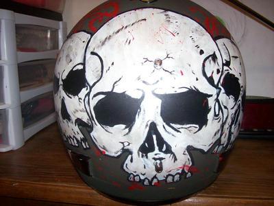 Helmet by KatGore