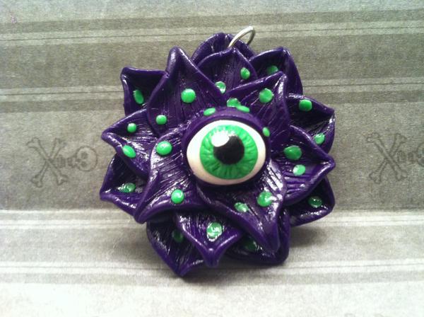 Creepy Flower by KatGore
