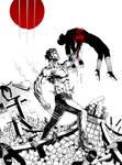 The Wolverine Fan-art by HungDK