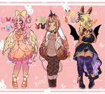 [ADOPTABLE]Easter Rabbit-AUCTION-(OPEN 3/3) by HimeLove