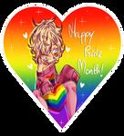 [MY OC]Happy Pride Month 2019!