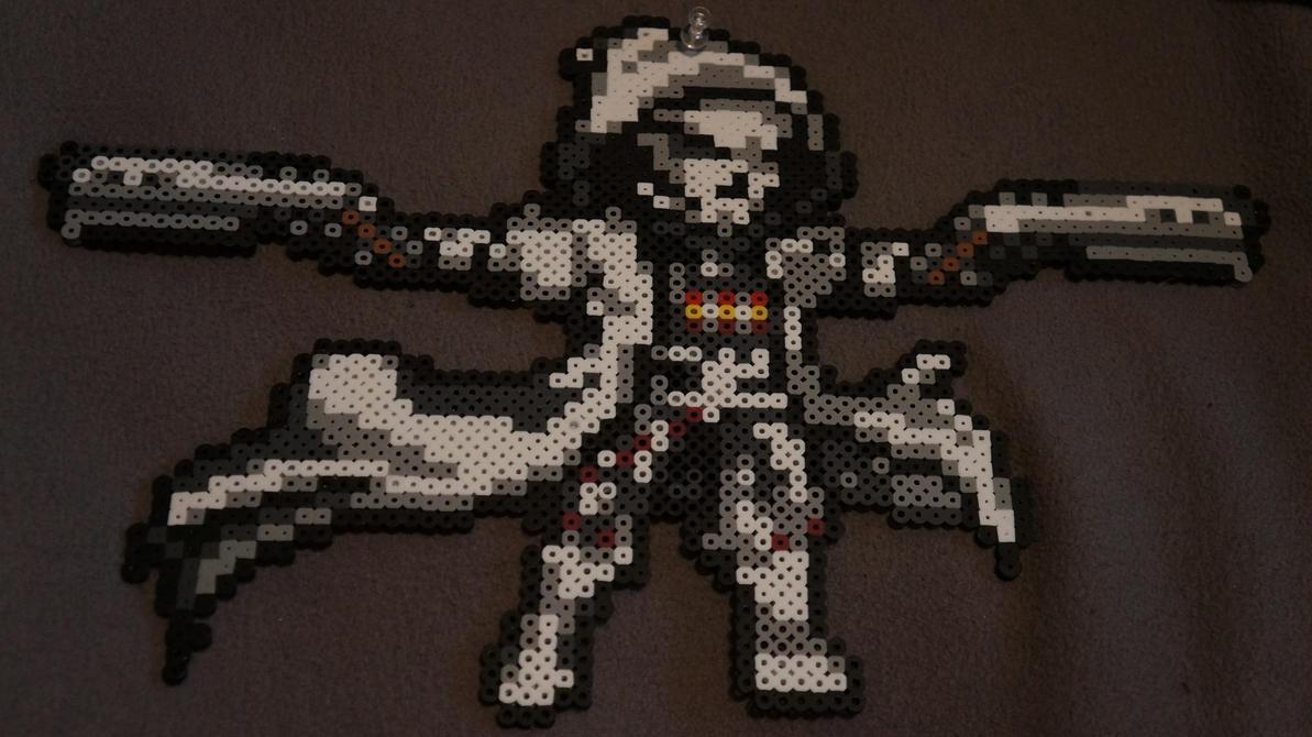 Reaper by SnowWhisker4