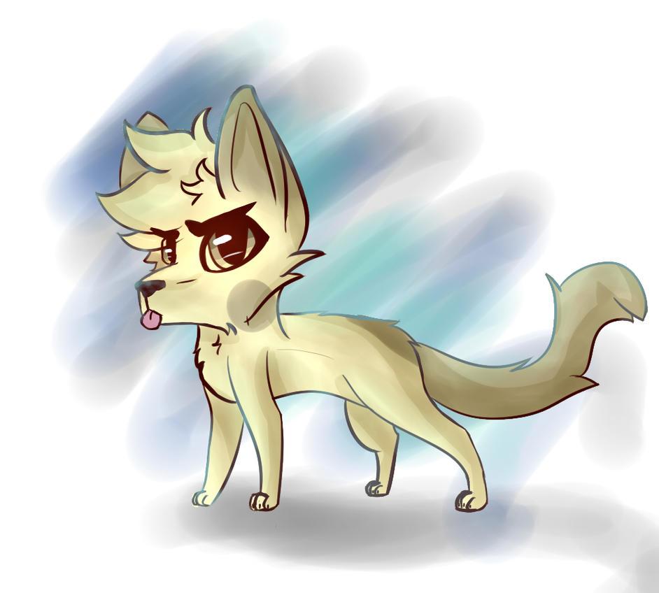 Com - Angr Doggo by SnowOwO