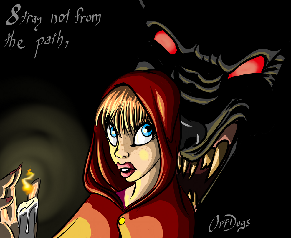 Red Riding Hood by OffDogs