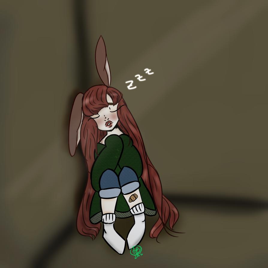 sleepy beepy by Leepy-Leep