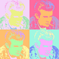 I'd Go Gay For James Dean by lozersk8ter182