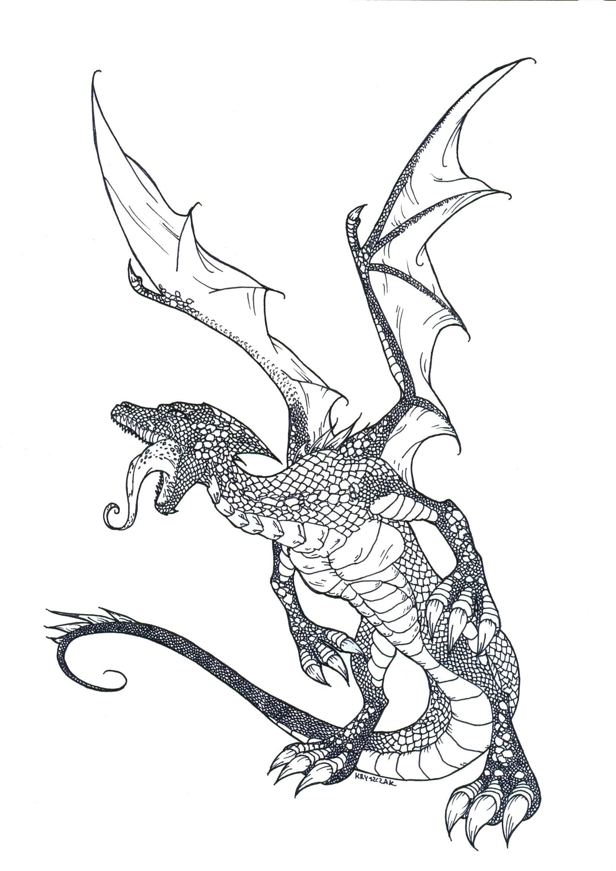 [RYSUNKI]- czyli mini Deviant Saf Dragon_Berserk_by_FanDragonBall