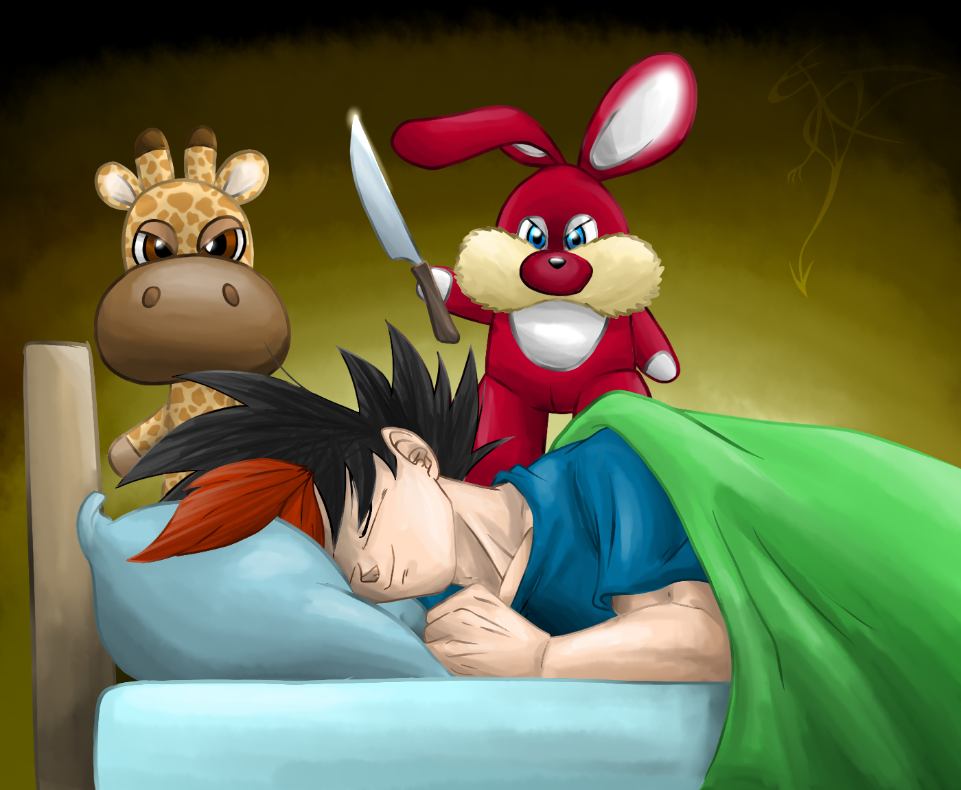 [RYSUNKI]- czyli mini Deviant Saf Dream_by_fandragonball-d5d8nsp