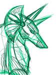 anubis SG sketch