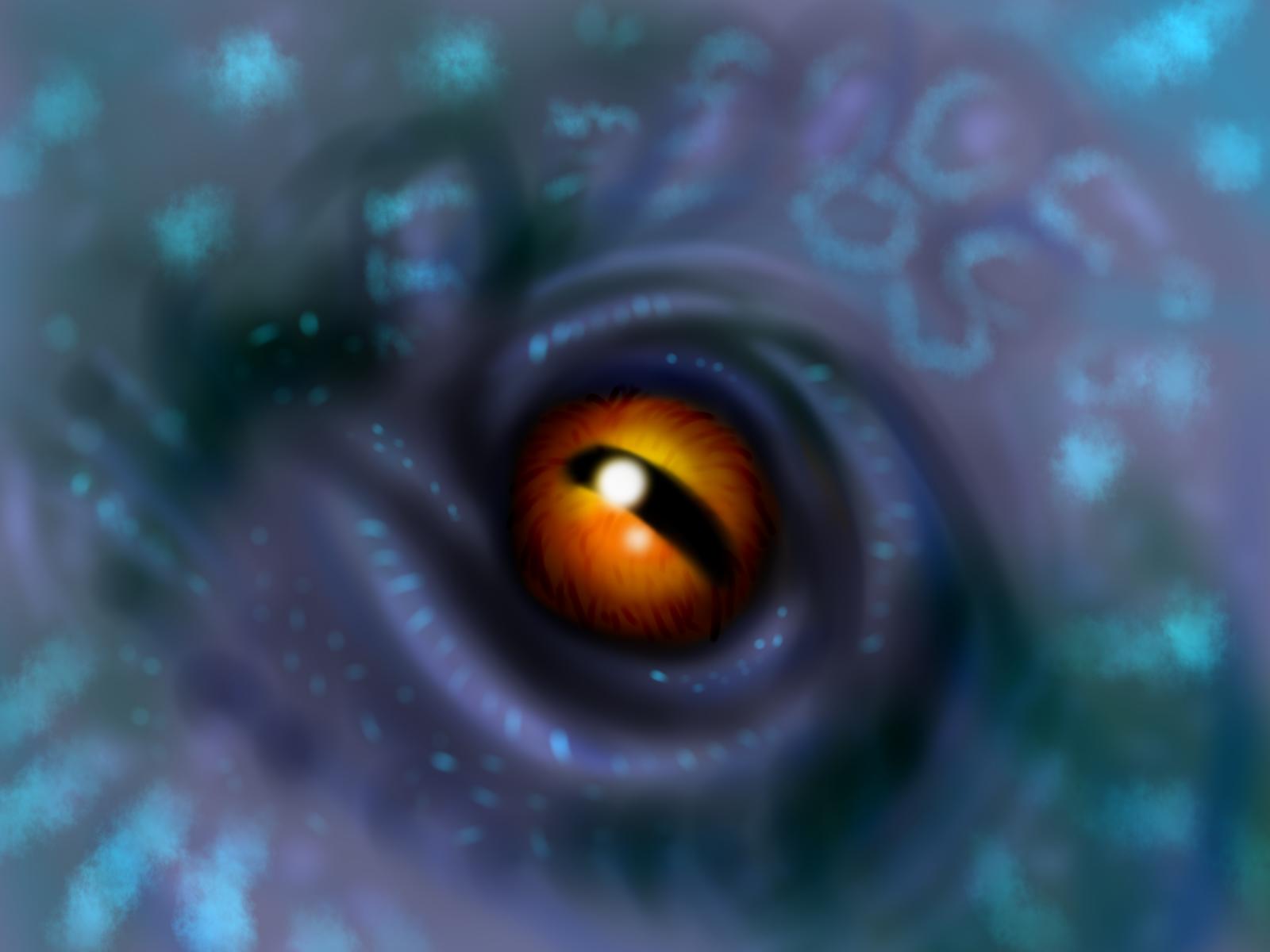 [RYSUNKI]- czyli mini Deviant Saf Octopus_eye___by_fandragonball-d5vmhns